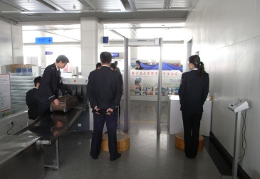 """四类汽车不要坐 机场安检""""六步法"""""""