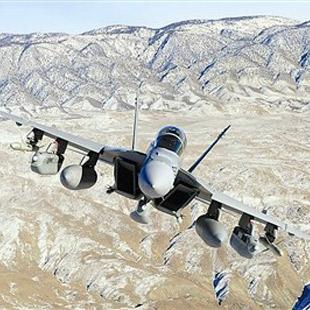 """美军""""咆哮者""""电子战飞机将部署日本厚木基地"""